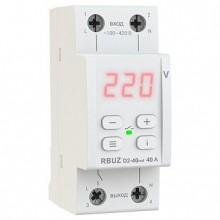 Реле напряжения RBUZ d2-40 red