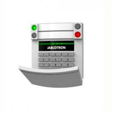 JA-114E адресный модуль доступа с RFID считывателем, ЖК дисплеем и клавиатурой